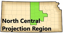 North Central Projection Region