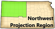 Northwest Projection Region